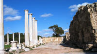 The gymnaseum at Salamis
