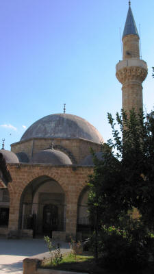The Arabahmet mosque, Nicosia, North Cyprus