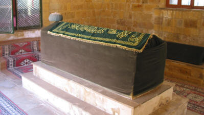 The tomb of Aziz Efendi, Nicosia, North Cyprus