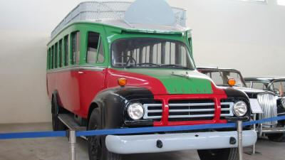 Classic Car Museum Nicosia North Cyprus