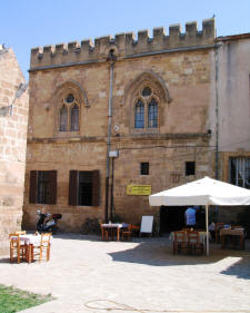 The Chapter House, Nicosia, North Cyprus