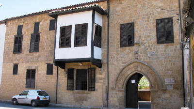 The Lusignan House, Nicosia, North Cyprus