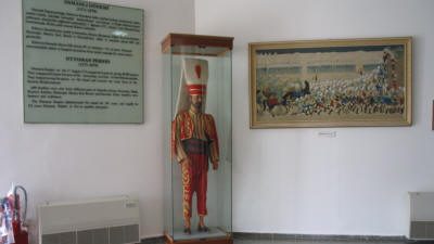 The Museum of National Struggle, Nicosia, North Cyprus