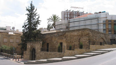 The Casteliotissa, Nicosia, South Cyprus