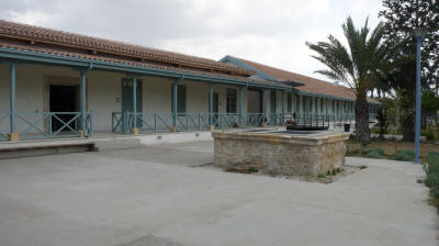 The social and culture centre at Famagusta Gate, Nicosia, South Cyprus