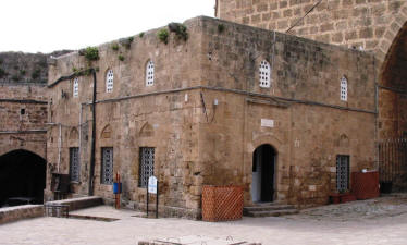 Akkule mosque, now Tourist Information Centre, Famagusta, North Cyprus