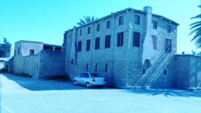 The Chimney House (Somineli Ev), Famagusta, North Cyprus