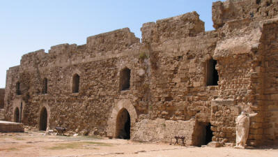 The Citadel Courtyard, Famagusta