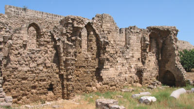 St Anthony Church, Famagusta, North cyprus