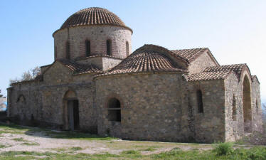 Panayia Absinthiotissa Church