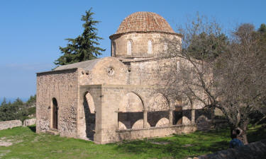 Antiphontis Church, Esentepe, North Cyprus