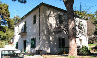 North Cyprus Herbarium at Alevkaya forest station