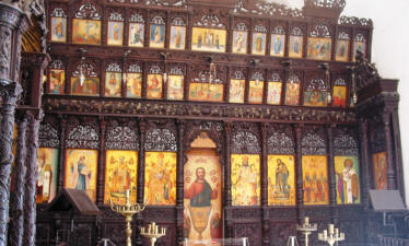 Display of icons