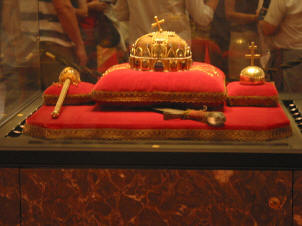 The Hungarian Crown Jewels
