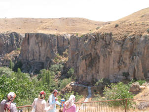 Ihlara valley