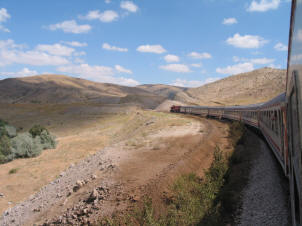 A meandering journey between Ankara and Kayseri