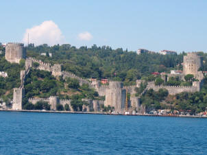 The Rumeli Fortress, istanbul
