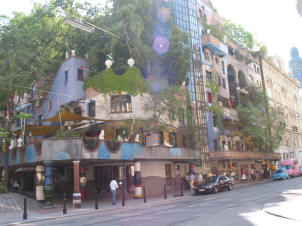 The Hundertwasser, Vienna