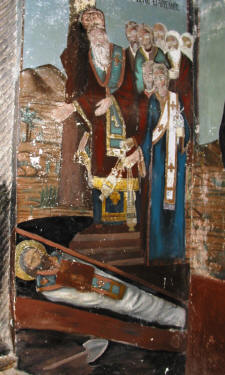 The tomb of St Barnabas is discovered