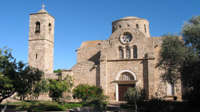 St Barnabas monastery, Salamis, near Famagusta, North Cyprus